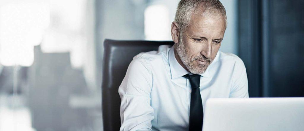 Chefarzt und Ärztlicher Direktor bei der Digitalisierung