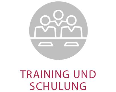 Training und Schulung